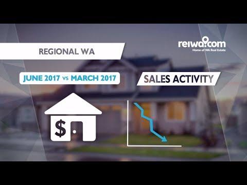 Regional WA Market Update - June quarter 2017