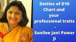 Priceless Secrets of Dasamsha Chart using Deities by Sunilee Jani Pawar @PLANET TO SOUL ASTROLOGY
