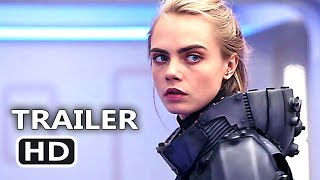 "VALERIAN ""Space is MAGIC"" Trailer (2017) Cara Delevingne, Rihanna Sci-Fi Movie HD"