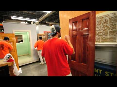 Training Commercial Apprentices in Seattle at the Painters Union Robert Rahkonen: