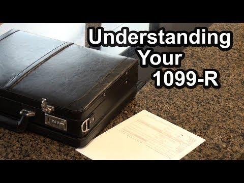 Understanding Your 1099-R (2018)
