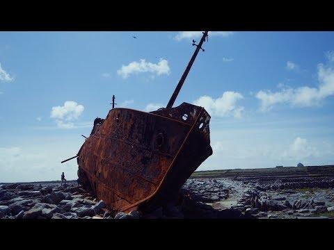 A shipwreck on the Aran Islands (#125 Part 2)