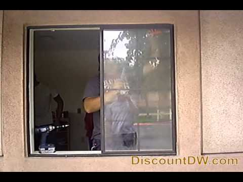 Window Replacement Part 1 - Remove Old Window