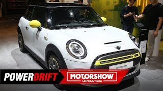 Mini Cooper SE : Not so mini anymore : IAA 2019 : PowerDrift