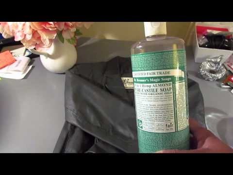 How-to Clean Thrifted Items