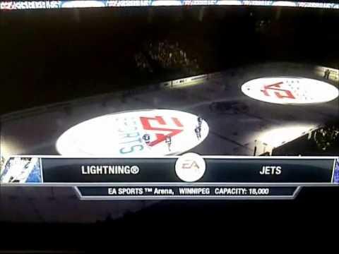NHL 11 - Winnipeg Jets