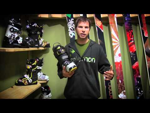 Salomon - How to get the best fit for your ski boots