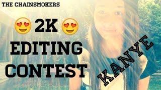 2K Editing Contest ❤️