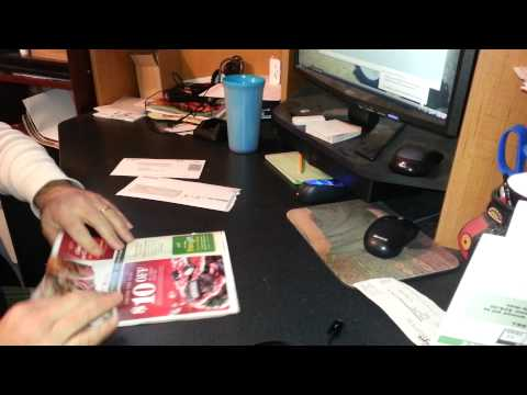 Life Hacks - Prepaid postage envelopes