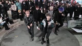 안타레스(Antares)/ Not Today - BTS(방탄소년) 20200126 홍대버스킹 직캠