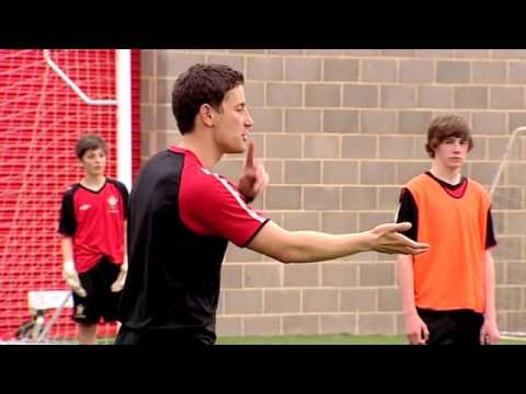Soccer Coaching Defending Drill: Small-Sided Game