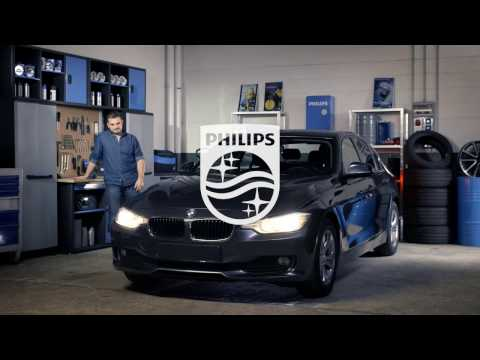 How to replace headlight bulbs on your BMW 3-Series - Philips automotive lighting