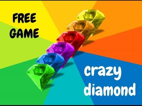 crazy diamond free game