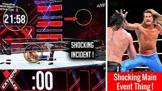 SHOCKING Incident Happened Extreme Rules Main Event ! Crowd Chant Seth Rollins Vs Dolph Ziggler !