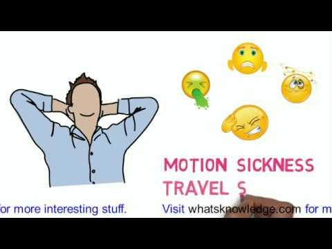 सफ़र के दौरान जी घबराने और उल्टी से बचने के तरीके Vomiting/motion sickness relief tips