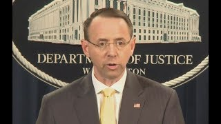 Mueller Indicts 13 Russians for Election Meddling - LIVE BREAKING NEWS COVERAGE