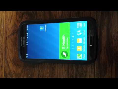 Samsung Galaxy S4 Widgets