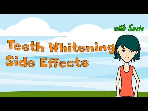 Teeth Whitening Side Effects: Why Your Teeth Hurt After Whitening And How To Avoid It