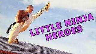Wu Tang Collection - Little Ninja Heroes