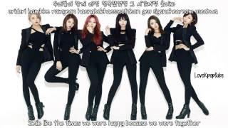 Dal Shabet   Rewind English subs + Romanization + Hangul HD