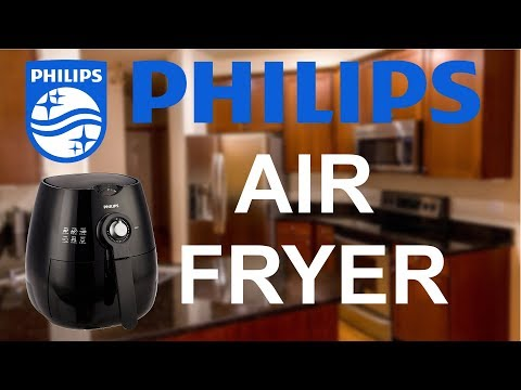 Philips AirFryer Overview and Unboxing