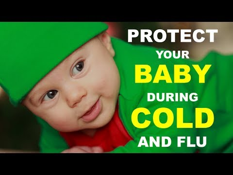 Best 5 Ways to Protect Your Baby During Cold and Flu Season | How do you treat a newborn with a cold