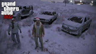Download GTA 5 Roleplay - DOJ 337 - Snow Day (Criminal) Video