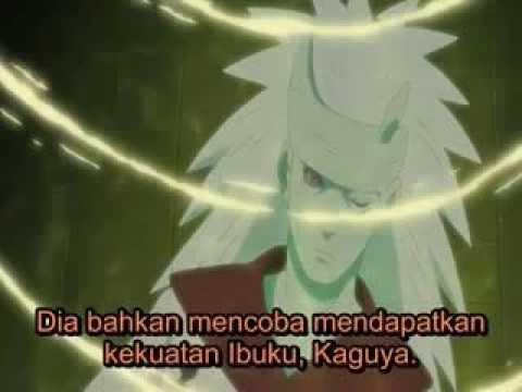 Shippunden 421 Naruto dan Sasuke bertemu Rikudou Sennin