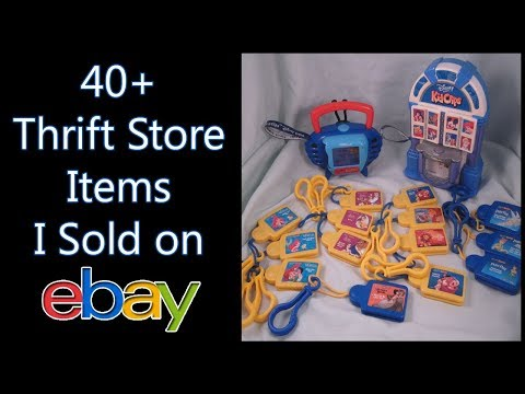 WHAT SOLD ON EBAY - Catch Up Series March 2018 - Fulltime Family RV - Dorky Thrifters