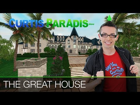 The Sims 3 - Building The Great House