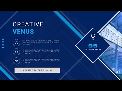 How To Design a Super Creative Presentation Slide in Microsoft Office PowerPoint PPT