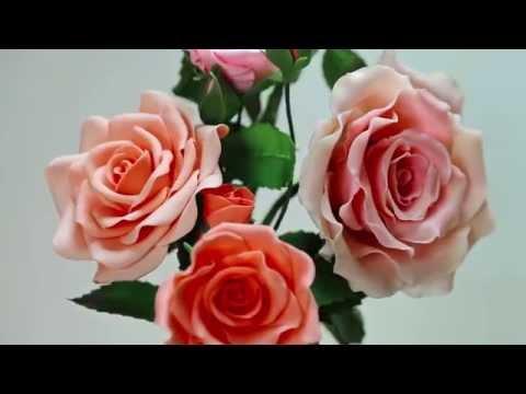 Clay Rose Tutorial