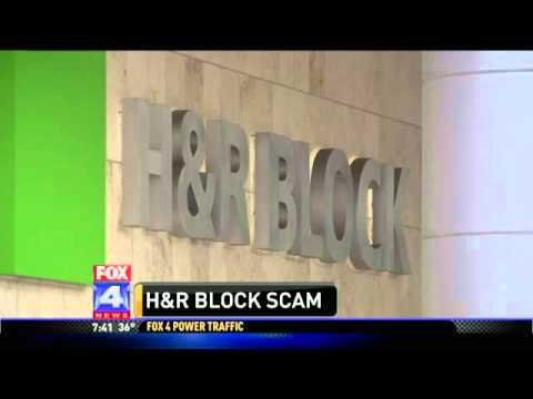 HR Block Scam