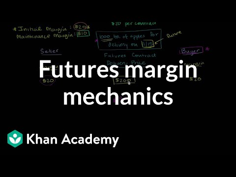Futures margin mechanics | Finance & Capital Markets | Khan Academy
