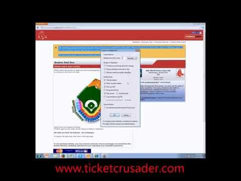 Ticket Drop Tips and Tricks