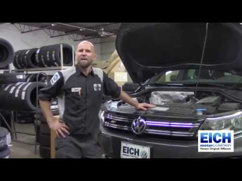 How to: Volkswagen Headlight Bulb Replacement   Eich Motor Company St. Cloud MN