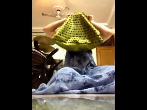 Ho to make an alien costume
