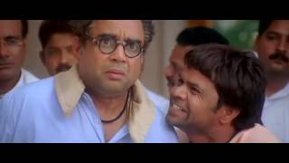 best comedy scene 2017 || Rajpal yadav & paresh raval || chup chupke movie