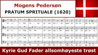 Mogens Pedersøn - Kyrie Gud Fader (lille Muko)
