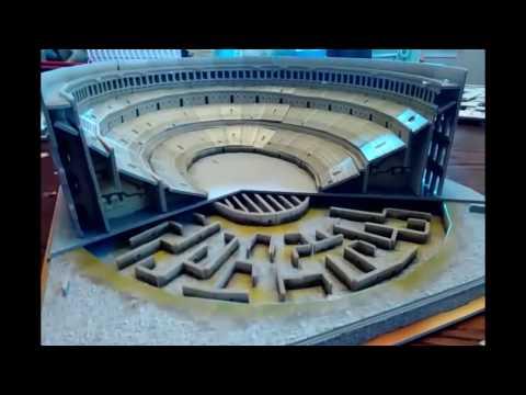 Homeschool - Building the Colosseum