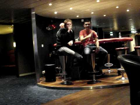 Jeroen & Jerry, Cherry, Fehri - Like a Virgin karaoke