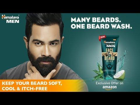 New Himalaya MEN Face & Beard Wash