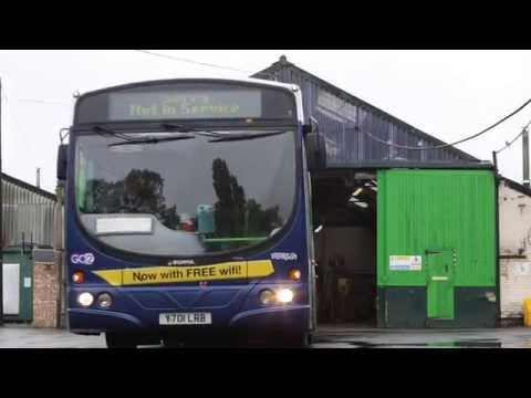 Nottingham City Transport: The Last Ride of the Bendy Bus