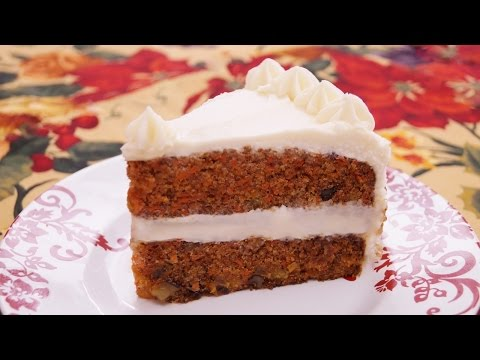 Carrot Cake Recipe: How To Make Carrot Cake: From Scratch: Diane Kometa - Dishin With Di  # 158