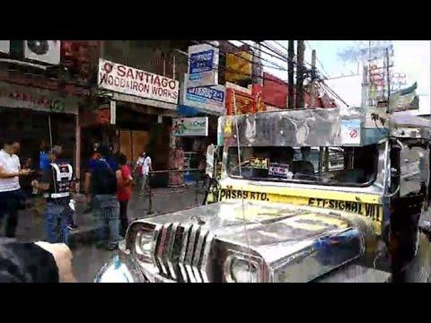 GATA Live EDSA Jeepneys