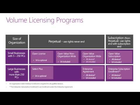 Licensing Expert Series, 01, Licensing Programs Fundamentals