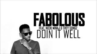 Fabolous feat. Nicki Minaj & Trey Songz - Doin It Well (HD)