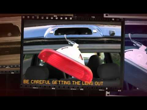 2004 Jeep Liberty: Third Brake Light bulb change