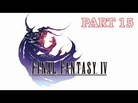 [PSP] Final Fantasy IV Perfect 100% - Part 15: Excalibur, Kitchen Knife, Odin, Mysidia, Lunar Whale