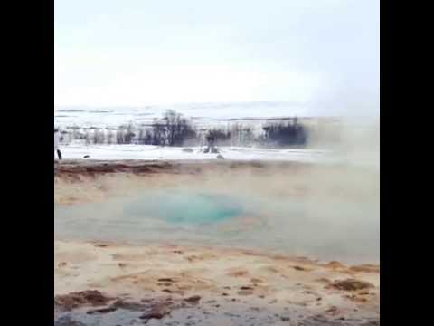 Geysir Iceland by Walking On Travels